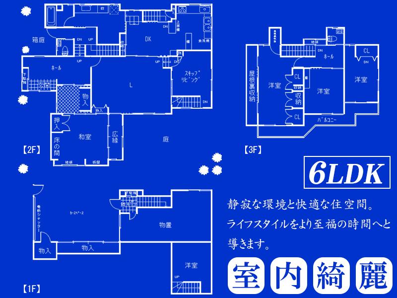 藤井寺市春日丘3丁目 Information2