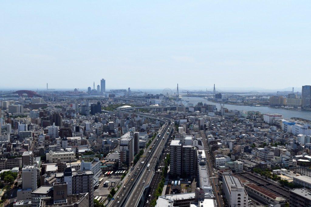 クロスタワー大阪ベイ-3303号