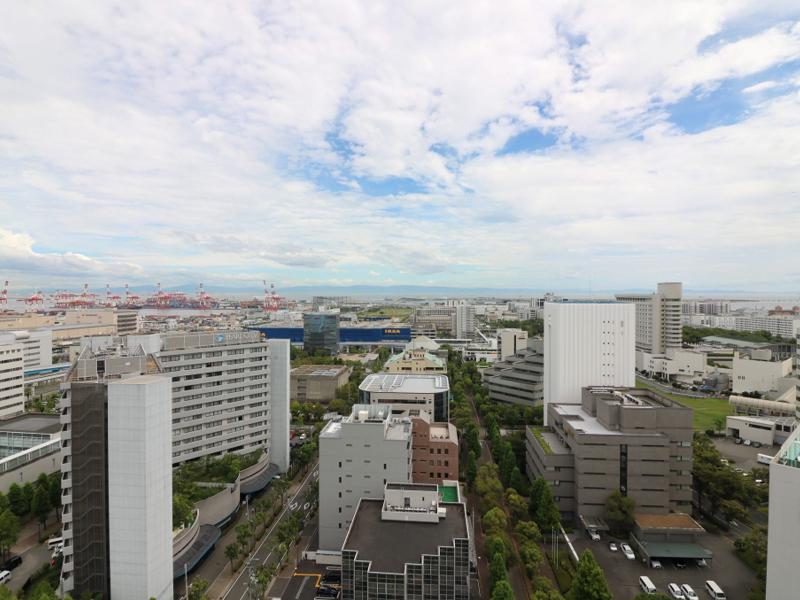 神戸パークシティA棟-2206号