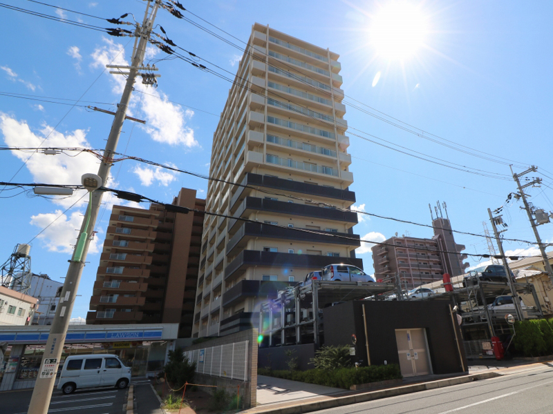 アークレジデンス野崎駅前-1002号
