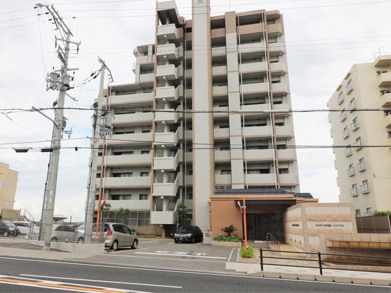アルファステイツ神戸塩屋シーサイドテラスⅡ-203号