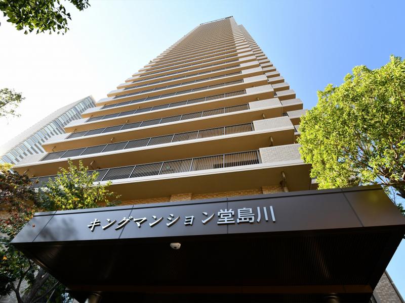 キングマンション堂島川-3609号