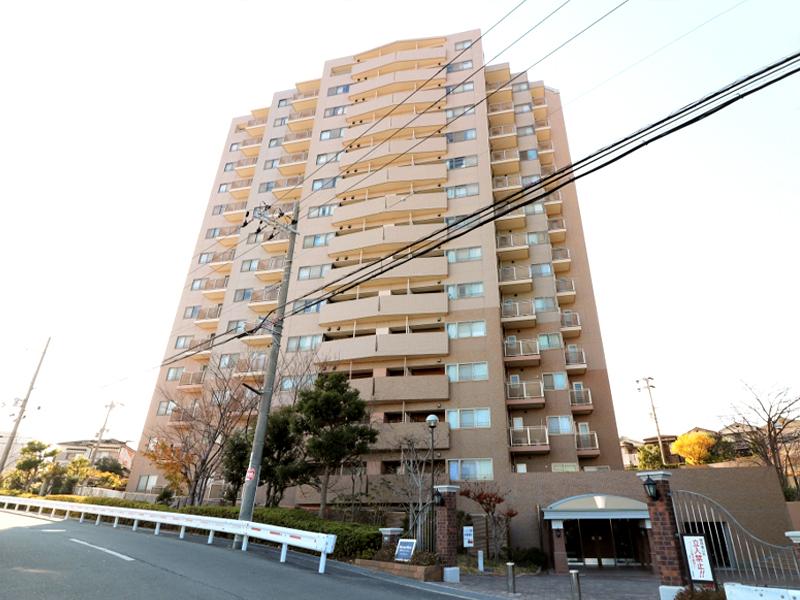 メロディーハイム香里ヶ丘ツインビューアルテアタワー-402号
