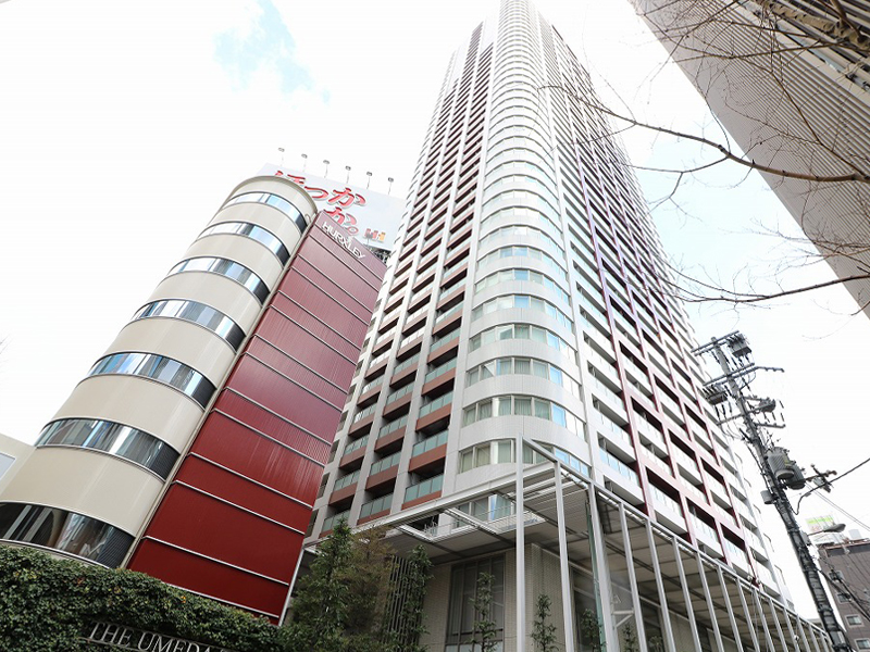 ザ・梅田タワー-1001号