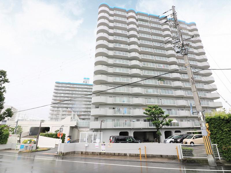ディオ・フェルティ神戸壱番館-404号