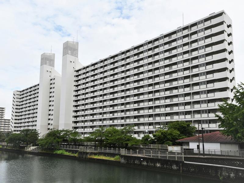 関目北すみれハイツ2号棟-1304号